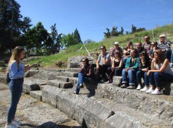 Ancient Theatre of Orchomenos